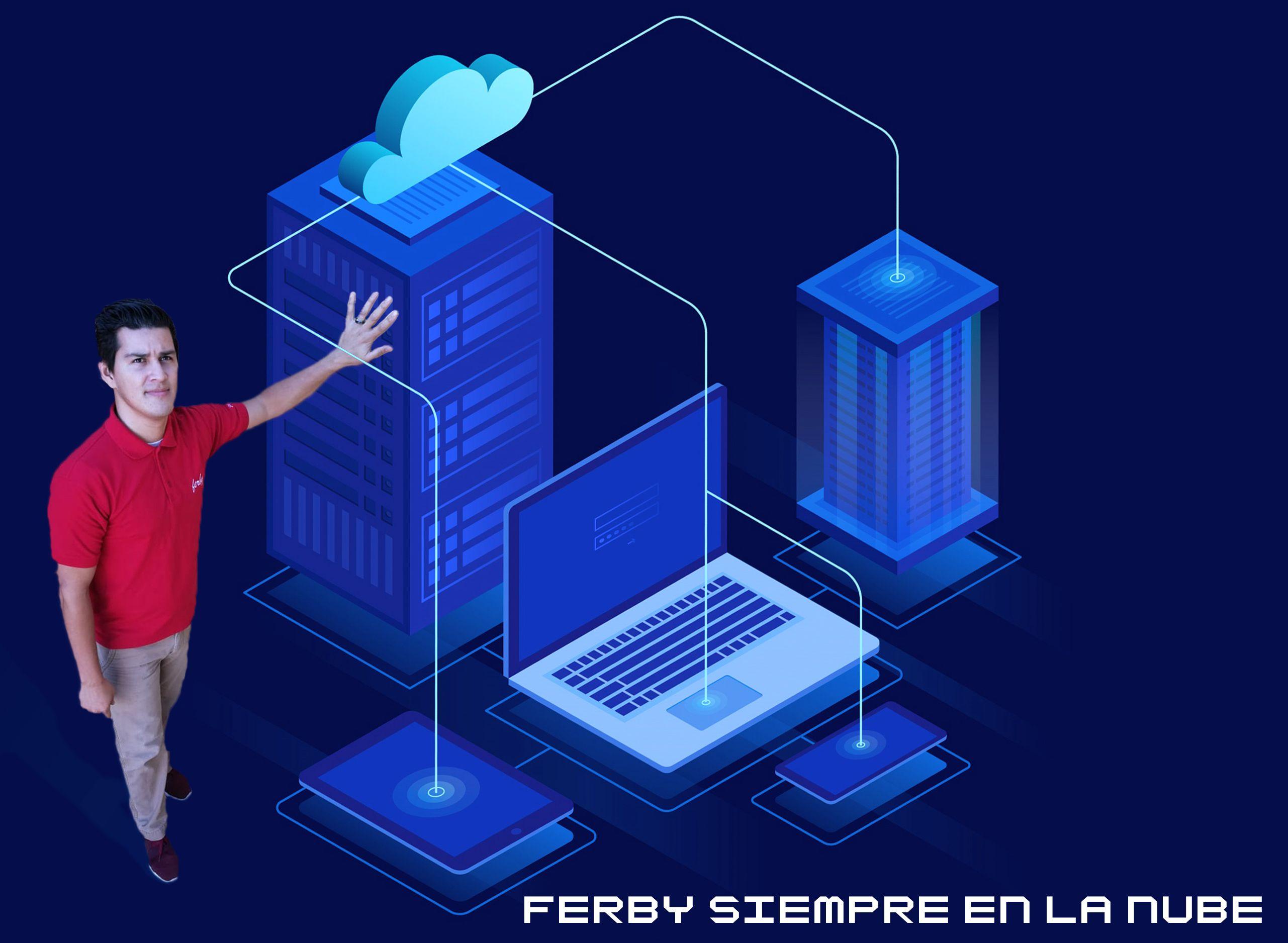 Servicios en la nube por Ferby
