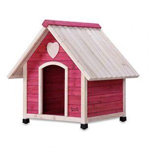 Real Wood Dog House