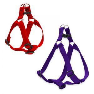 Dog Harness Step in 1