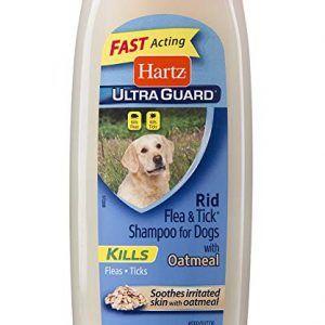 Hart Ultraguard Rid Flea Shampoo