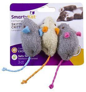 SmartyKat Skitter Critters