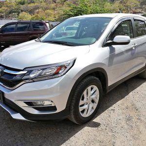 Honda CRV 2015 Plateado